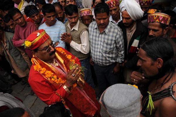 Festival de Dushera à Kulu - Voyage moto du Kinnaur au Spiti, Himachal pradesh, Inde, Himalaya